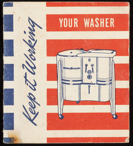 Your washer, keep it working, location unknown, undated