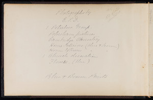 Photographs of Cambridge and Petersham, Mass. by E. S. Dixwell