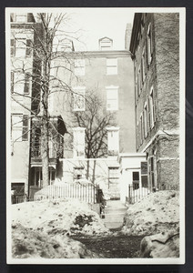 Adams House, 57 Mount Vernon Street, Boston, Mass.