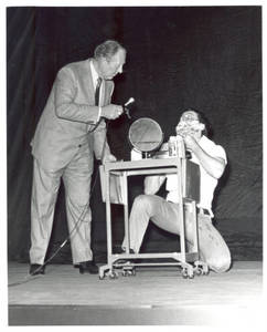 Art Linkletter in Shaving Skit (1969)