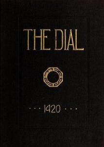 The Dial 1920