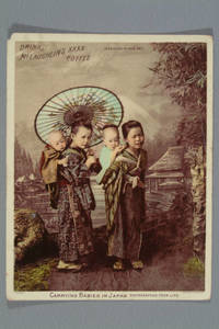 [McLaughlin's Coffee picture cards, Japanese life series]