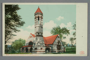 [Postcards of New York, New Hampshire, Massachusetts, and New Mexico]