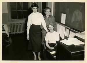 Suffolk University's Registrar's Office staff