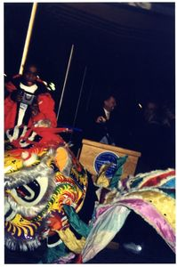 Suffolk University's Chinese New Year Celebration, circa 2000