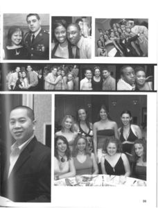 Spring Ball, from the 2004 Suffolk University Beacon yearbook