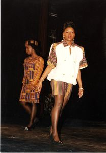 African Extravaganza fashion show at Suffolk University