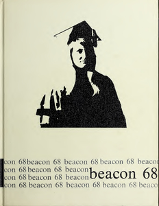 Suffolk University Beacon yearbook, 1968