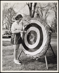 Howard Seminary for Women - Archery