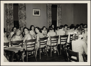 Howard Seminary for Women - Celebratory meal in Drury Hall