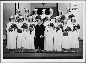 Howard Seminary for Women Graduation photo