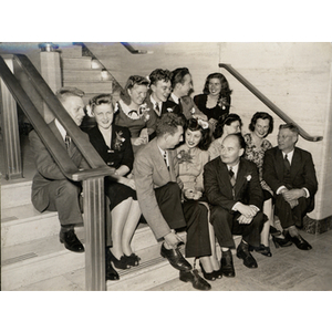 1946 civil engineering students and dates at presentation dance