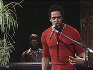 "Al Jarreau performs ""You Don't See Me"""