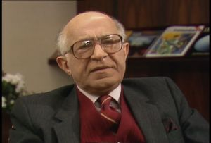 Interview with Ishrat Husain Usmani, 1986