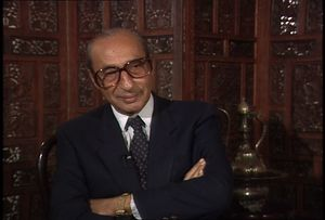Interview with Agha Shahi, 1987
