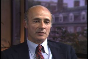 Interview with Joseph Nye, 1987