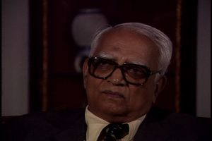 Interview with C. S. (Chandra Shekhar) Jha, 1987