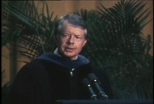 Carter's Georgia Tech Speech