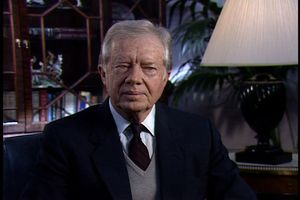 Interview with Jimmy Carter, 1987
