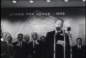 Atoms For Peace: Geneva, 1958 (Part 1 of 2)