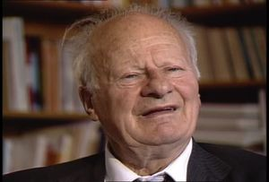 Interview with Hans Bethe, 1986 [1]