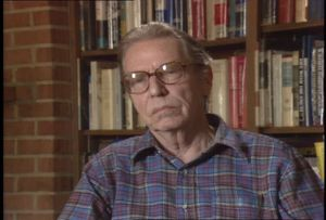Interview with Chalmers Roberts, 1986