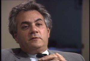 Interview with Barney Frank, 1987