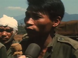 ARVN survivors from Laos