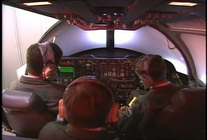 Air Force Flight Simulator