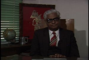 Interview with Kandury Subramanvam, 1987