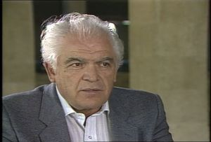 Interview with Matityahu Peled, 1987