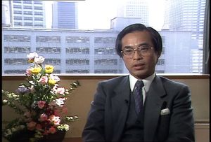 Interview with Hiroshi Ota, 1987