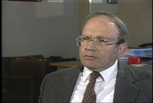 Interview with Yuval Neeman, 1987