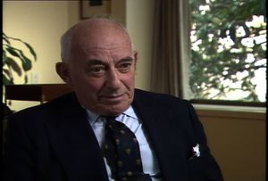 Interview with Eugene Rostow, 1986