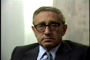 Interview with Henry Kissinger, 1986