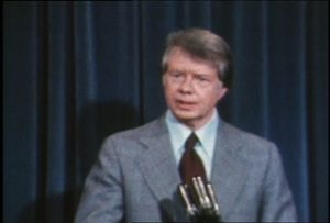 Carter Press Conference