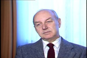 Interview with Alexsandr Krasulin, 1986