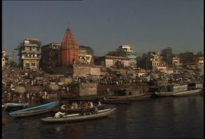 Varanasi, India and the Ganges River
