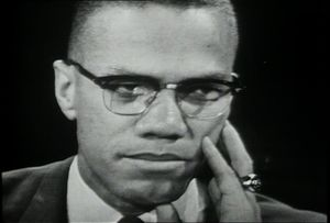 Malcolm X Interview