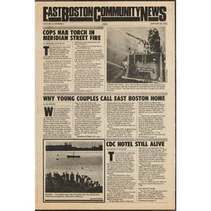 East Boston Community News