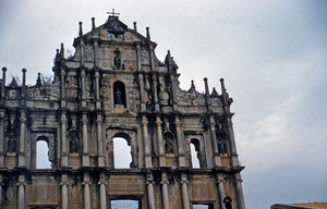 Facade of St. Paul's Cathedral