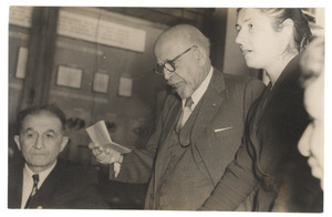 W. E. B. Du Bois, speaking as Ally Bobrysheva translates