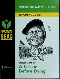 Ernest J. Gaines' A lesson before dying