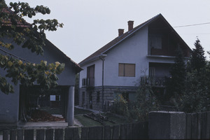 New house and barn, Orašac
