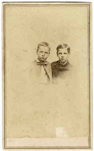 George and William Washburn