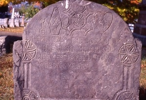 Valley Cemetery (Manchester, N.H.) grave: McNeil, 1754