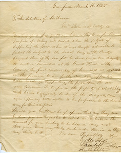 William Wells Papers, 1796-1863