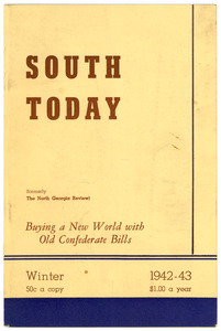 South Today 1942-1943