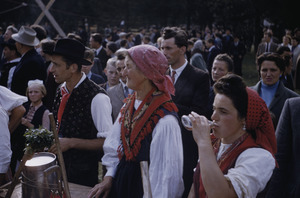 Audience at Bohinj festival