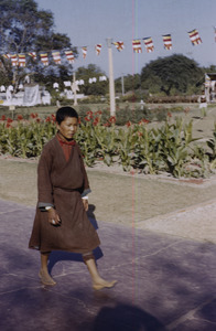 Young Tibetan in Sarnath